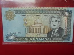TURKMENISTAN 10.000 MANAT 2000 PEU CIRCULER/NEUF - Turkménistan