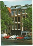 Amsterdam: FIAT 500, 850, TRIUMPH HERALD, VW 1200 KÄFER/COX, T1 KOMBI-BUS, Anne Frankhuis - Prinsengracht - Toerisme