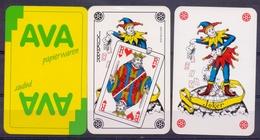 Belgie - Speelkaarten - ** 2 Jokers - AVA - Papierwaren - Cartes à Jouer Classiques