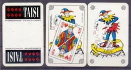 Belgie - Speelkaarten - ** 2 Jokers - Taisi - Kwaliteitsantraciet - Cartes à Jouer Classiques