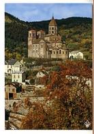 Saint  Nectaire L'église - Saint Nectaire