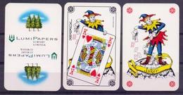 Belgie - Speelkaarten - ** 2 Jokers - Lumi Papers - Cartes à Jouer Classiques
