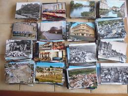 LOT DE PLUS DE 950  CPSM DE  FRANCE  VILLES ET VILLAGES. VUE AERIENNE. HOTEL CAMPING.ETC  BON  ETAT.  POIDS  4,4 Kg - Cartes Postales