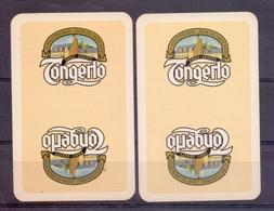 Belgie - Speelkaarten - ** 2 Jokers - Tongerlo - Abdij Abbaye - Cartes à Jouer Classiques
