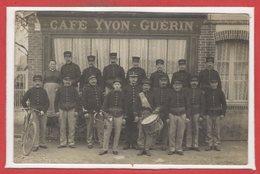COMMERCE -- Café Yvon - Guérin - DIGNY - Eure Et Loir ? - Cafés