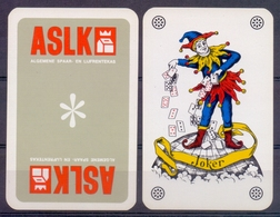 Belgie - Speelkaarten - ** 1 Joker - ASLK - Cartes à Jouer Classiques