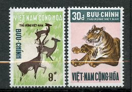 Vietnam Du Sud, Yvert 401&402, Scott 396&397, MNH - Viêt-Nam