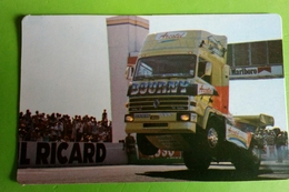 Calendrier De Poche RENAULT. 1989 - Calendriers