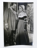 Cinema Fotografia Film L?accusato Di Norimberga - H. George E K. Soderbaum 1939 - Foto
