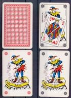 Belgie - Speelkaarten - ** 3 Jokers - Rood ** - Cartes à Jouer Classiques