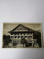 Garmisch - Partenkirchen / Garmisch / Hotel Roter Hahn 19?? - Garmisch-Partenkirchen
