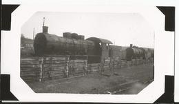 - Photo - Langres - Train  - Locomotive - 040D606 - 1952 - - Trains