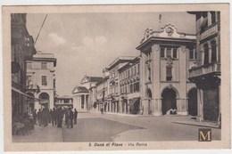 San Donà Di Piave - Via Roma - Italia