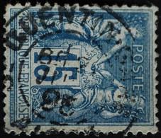 -Sage N°101 Type II   O. St QUENTIN-GARE.1895. - 1876-1898 Sage (Type II)