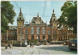 Amsterdam: TRAM, AUTOBUSSEN DAF - Centraal Station - Toerisme