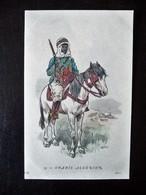 Paris Hergestellt Frankreich Spahis Algerien Ca. 1910 ? Sammlungsuaflösung - Uniformen