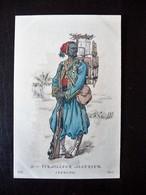 Paris Hergestellt Frankreich Tirailleur Algerien (Turcos) Ca. 1910 ? Sammlungsauflösung - Uniformen