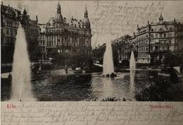 Koln // Deutscher Ring 1902 - Koeln