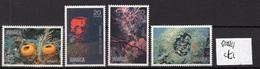 1981 -  JAMAICA - Mi.. Nr. 496-499 - NH - (UP.207.40) - Jamaique (1962-...)