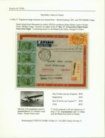 AEF - Lettre Recommandé De Mayumba, Gabon Vers France 11/05/1937 (7G29710) DC2496 - A.E.F. (1936-1958)