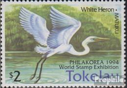 Tokelau 200I (kompl.Ausg.) Postfrisch 1994 Briefmarkenausstellung - Tokelau