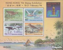 Tokelau Block2 (kompl.Ausg.) Postfrisch 1994 Briefmarkenausstellung - Tokelau