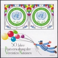 UNO WIEN 2001 Mi-Nr. Block 15 ** MNH - Wien - Internationales Zentrum