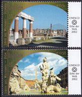 UNO WIEN 2002 Mi-Nr. 371/72 ** MNH - Wien - Internationales Zentrum