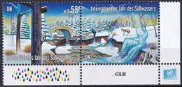 UNO WIEN 2003 Mi-Nr. 393/94 ** MNH - Wien - Internationales Zentrum