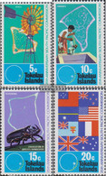 Tokelau 26-29 (complete Issue) Volume 1972 Completeett Unmounted Mint / Never Hinged 1972 Südpazifik Commission - Tokelau