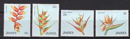 1986 -  JAMAICA - Mi.. Nr. 645/648 - LH - (UP.207.40) - Jamaique (1962-...)