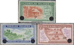 Tokelau Unmounted Mint / Never Hinged Print Edition 1967 Print Edition - Tokelau