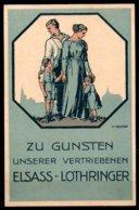 Alsace, Zu Gunsten Unserer Vertriebenen, Reifert, 1 - Alsace