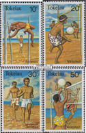 Tokelau Postfrisch Sport 1981 Sport - Tokelau