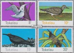 Tokelau Postfrisch Vögel 1977 Vögel - Tokelau
