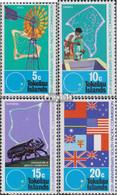 Tokelau Postfrisch Südpazifik Kommission 1972 Südpazifik Kommission - Tokelau