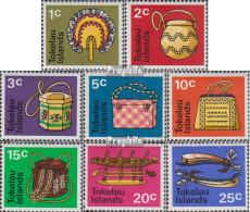 Tokelau Postfrisch Einheimisches Handwerk 1971 Einheimisches Handwerk - Tokelau