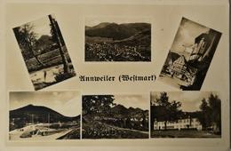 Annweiler / Alte Mehrbild - AK // Werfrmart? 1946 - Zonder Classificatie