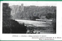 ! - Belgique - Aywaille - L'Amblève - Château Des Quatre-Fils-Aymond - Aywaille