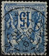 -Sage N°101 Type II   O. KARGUENTAH   Cran.( Algerie) 17 Févr 1893. Rare  !!... - 1876-1898 Sage (Type II)