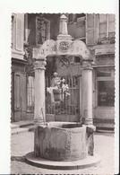 CPSM 68 - Colmar - Place Des Dominicains Avec Vieux Puits De 1584  : Achat Immédiat - Colmar