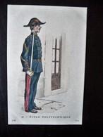 Paris Hergestellt Frankreich Ecole Polytechnique Ca. 1910 ? Sammlungsauflösung - Uniformen