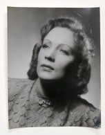 Cinema - Fotografia Dell'attrice Tedesca Ellen Bang - Anni '30 - Foto