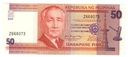 Philippines 50 Pesos 2009 UNC .C3. - Filippine