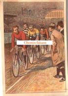 Chromo Chocolat De L'UNION Thiers 63 - Sports : CYCLISME -  Scans Recto Verso - Chocolat
