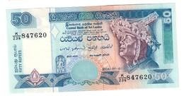 Sri Lanka 50 Rupees 01/07/2004 UNC .C3. - Sri Lanka