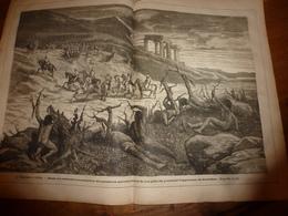 1883 JdV : Les Voleurs Indous; Les Pillards Se Déguisent Sous Forme De Branches Pour être Invisibles;etc - Livres, BD, Revues