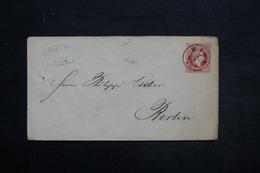AUTRICHE - Entier Postal De Wien Pour Berlin , à étudier - L 25531 - Entiers Postaux