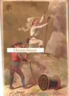 Chromo Coton PERNOLET - Alpinisme .-  Scans Recto Verso - Autres