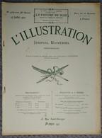 L'Illustration 4037 17 Juillet 1920 Mort De L'impératrice Eugénie/Maroc Zaïan/Fêtes De La Victoire/Syrie Aïntab/Zeppelin - Journaux - Quotidiens